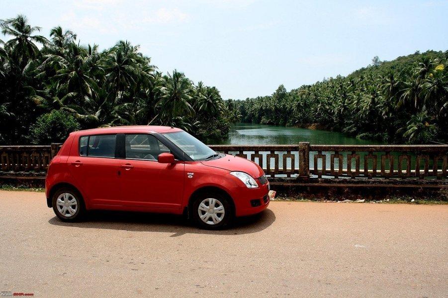 Drive through Goa - Tour