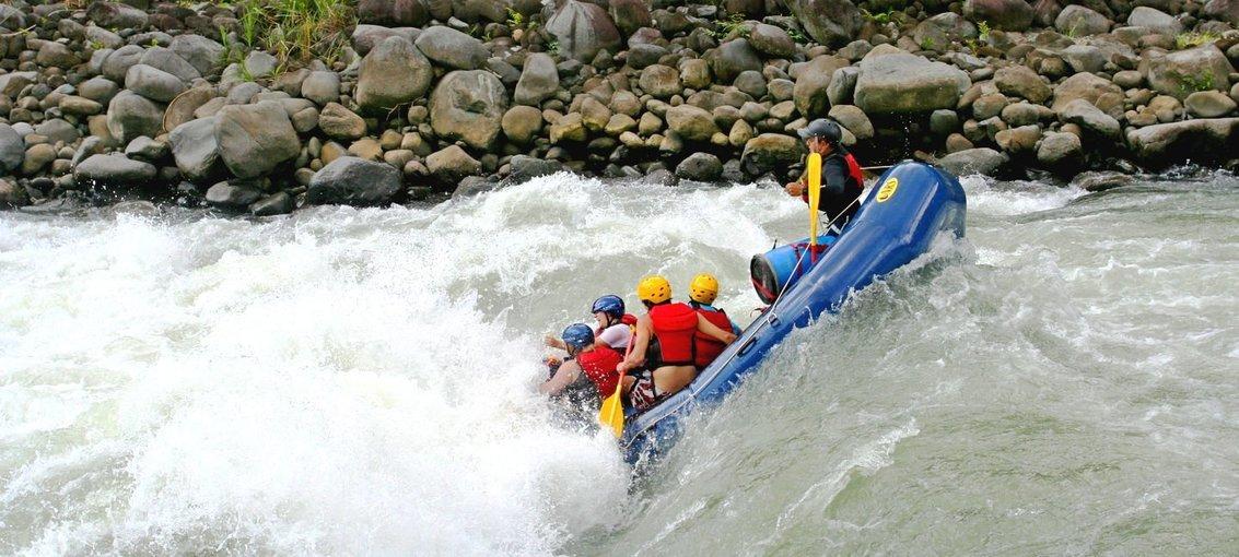 VRangers Kundalika White Water River Rafting - Tour