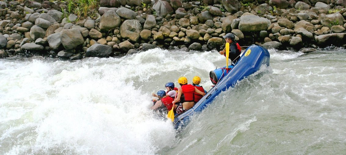 VRangers Kundalika White Water River Rafting - Tour