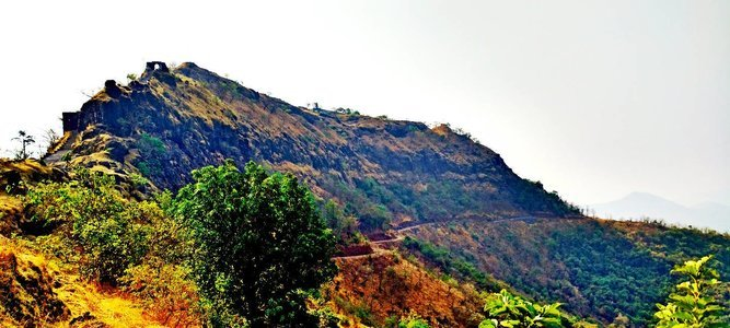 Rasal-Sumar-Mahipatgad Range Trek