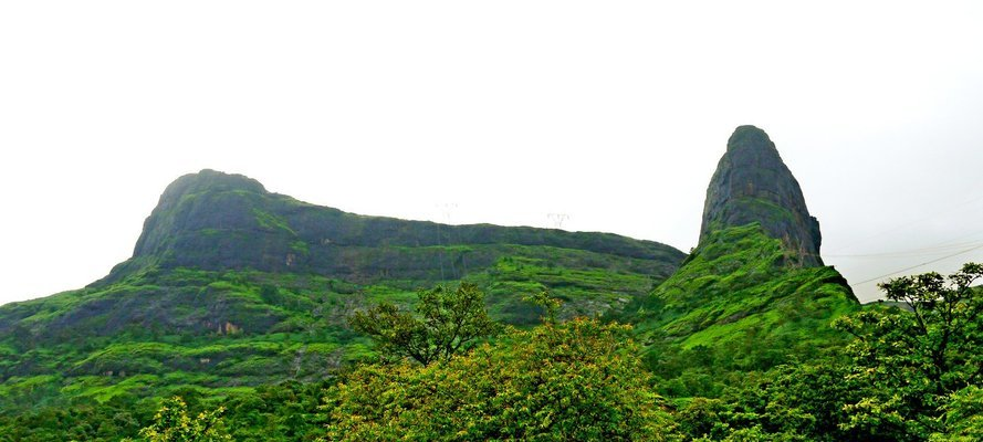 Naneghat Rappelling - (350 ft) - Tour