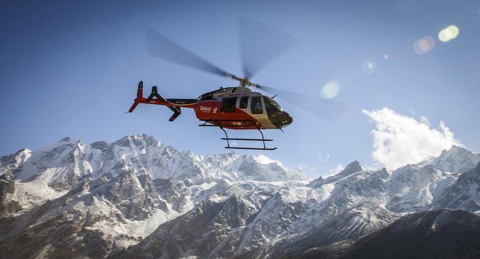 Kailash Manasarovar (Helicopter) (Kathmandu) - Tour