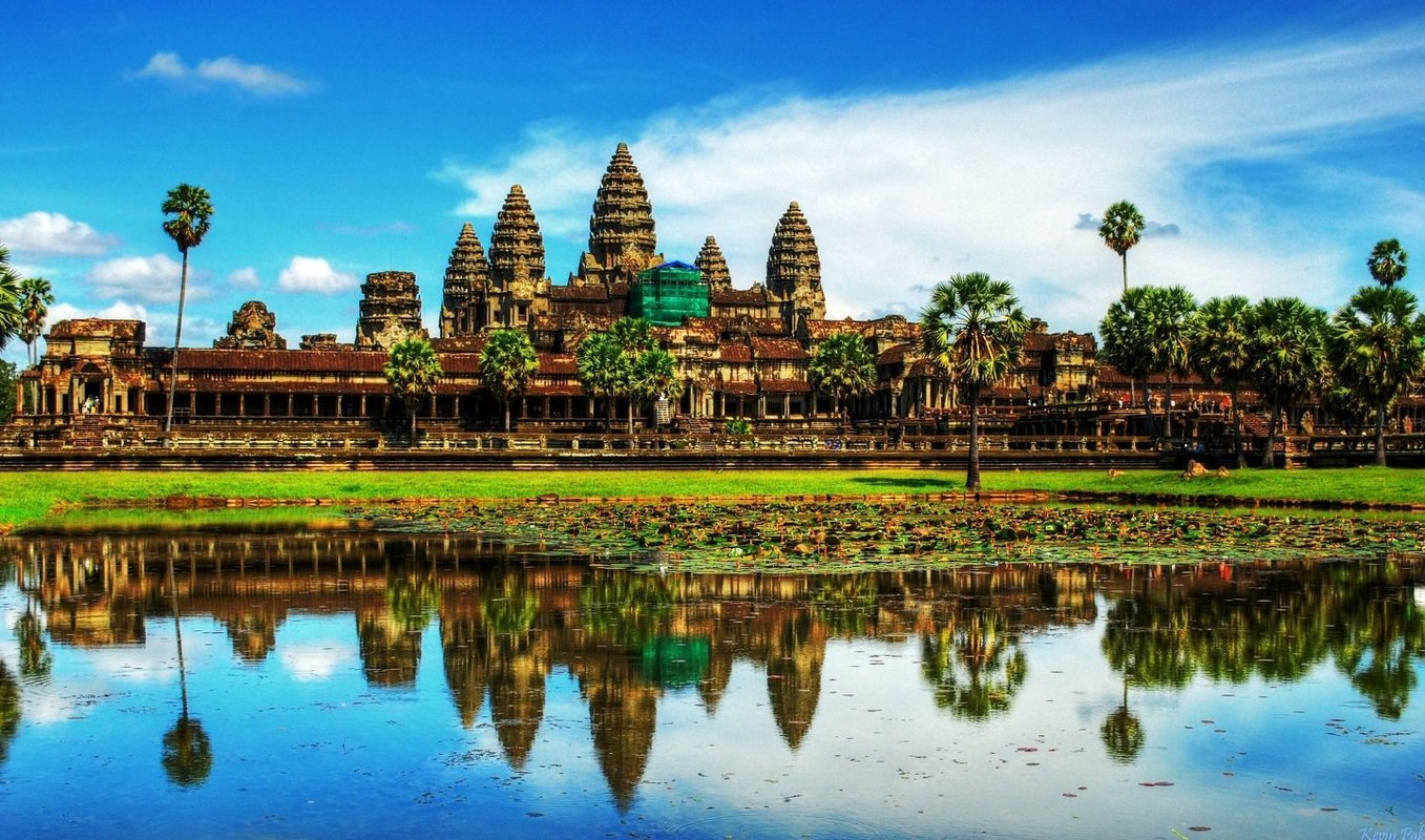 Cambodia & Vietnam - Collection