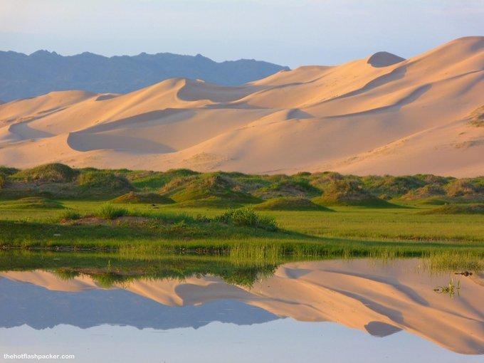 Mongolian Landscapes - Tour