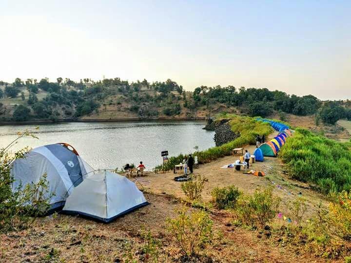 Vaitarna Lake Side Camping - Tour