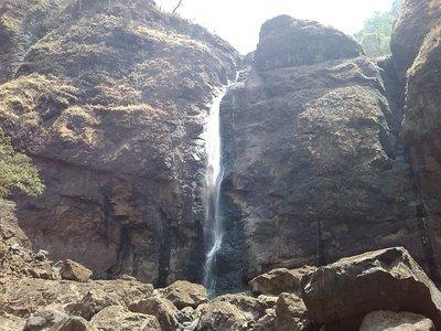 Canyon Valley Waterfall Trek