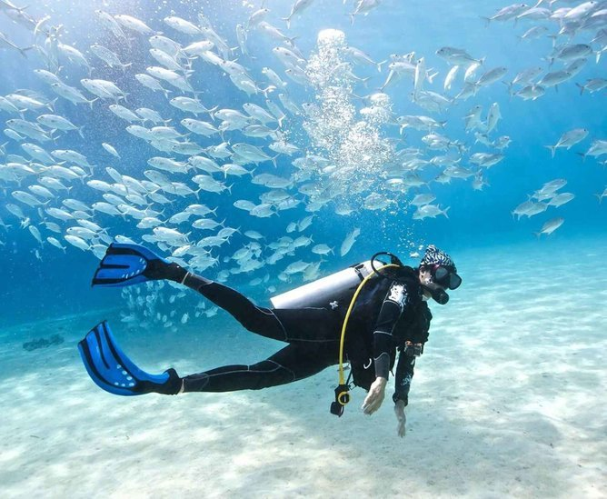 Scuba Diving in Goa - Tour