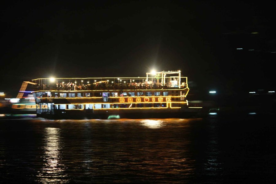 Night River Cruise - Tour