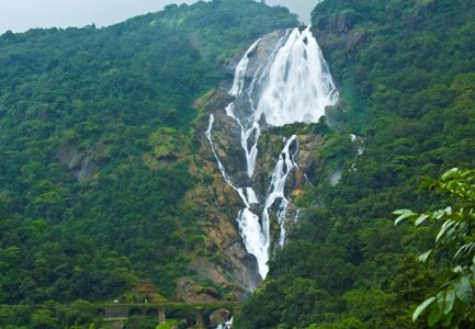 Dudhsagar Waterfall Trip
