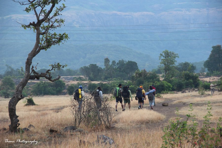 VRangers one day trek to Siddhgad near Murbad - Tour