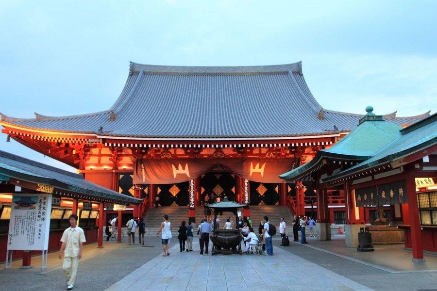Tokyo Marvels - Tour