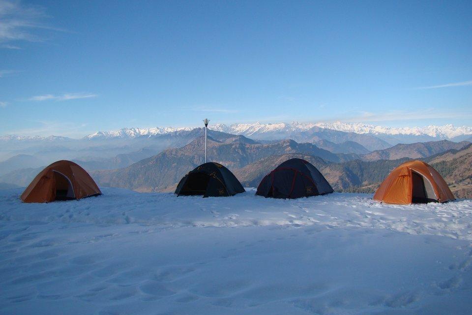 Prashar Lake Trek - Tour