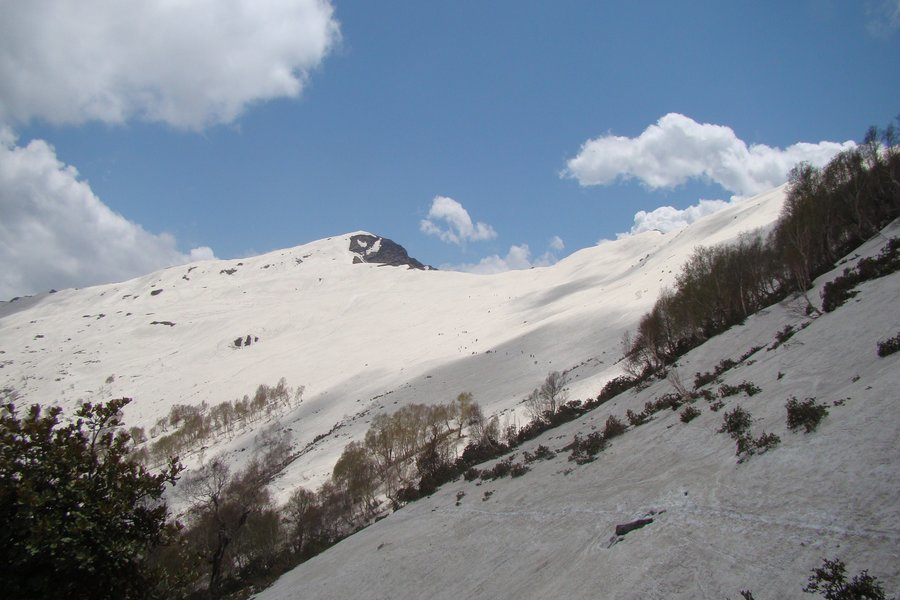 CHANDRAKHANI PASS BASE TREK - Tour
