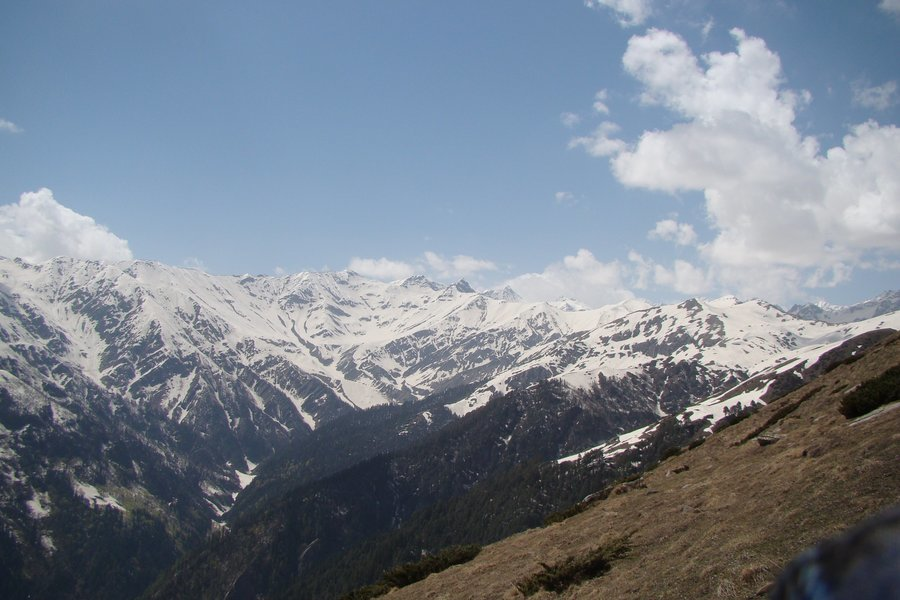 Saurkundi Pass Trek - Tour