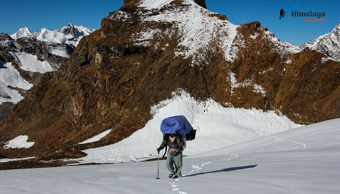 KANGLA PASS TREK (5450m) - Tour