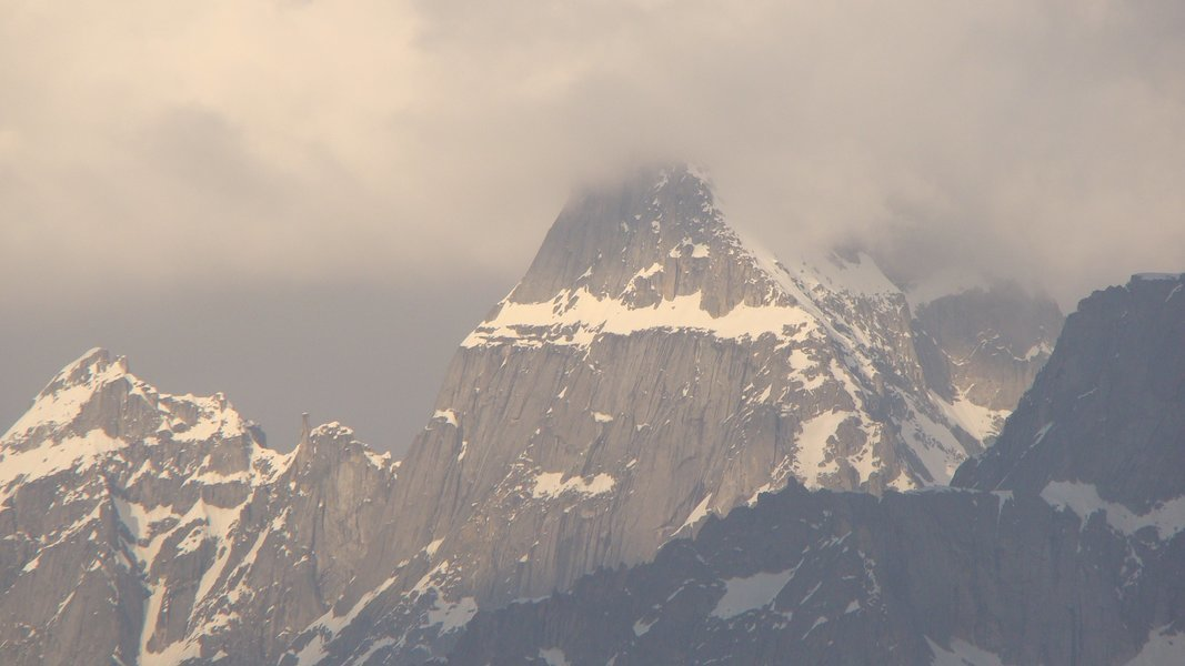 """Mt. DHARAMSURA (6420m.) """"White Sail""""Climbing Expedition - Tour"""