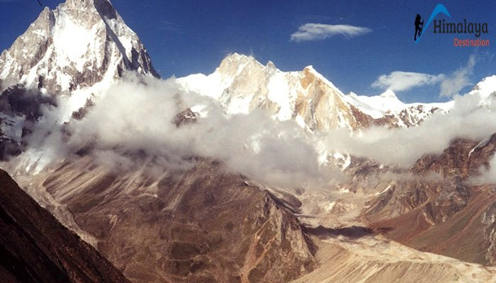 Mt. Bhagirathi I Climbing Expedition (6859m.) - Tour