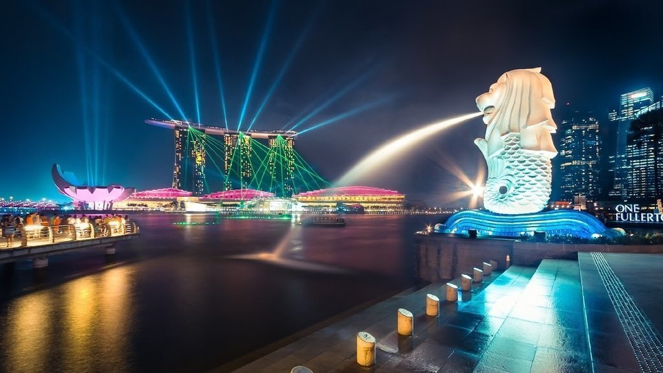 Singapore with Thailand - Tour