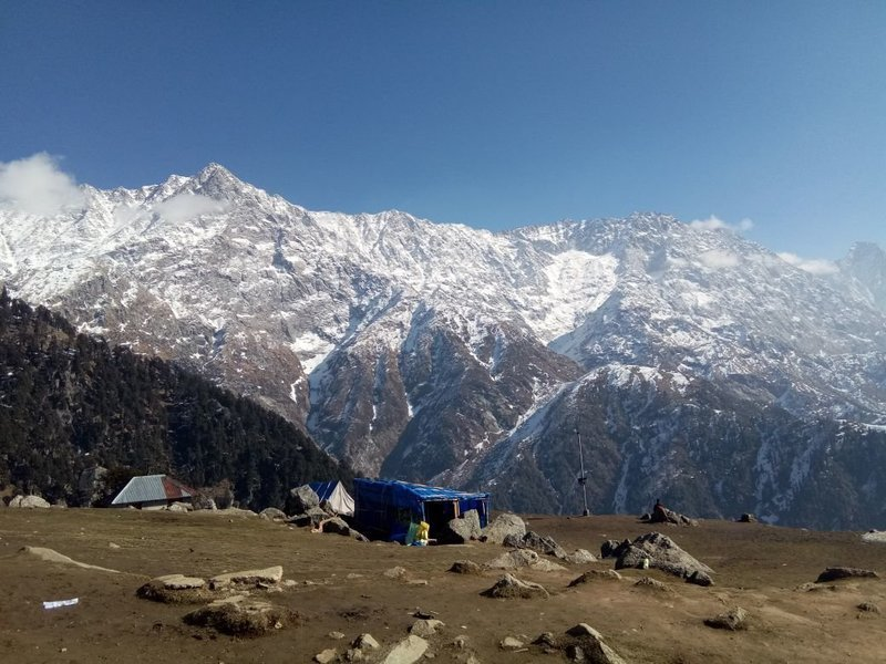 Trek to Triund and Mcleodganj in Himachal Pradesh - Tour