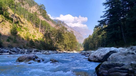 Kasol Backpacking Trip