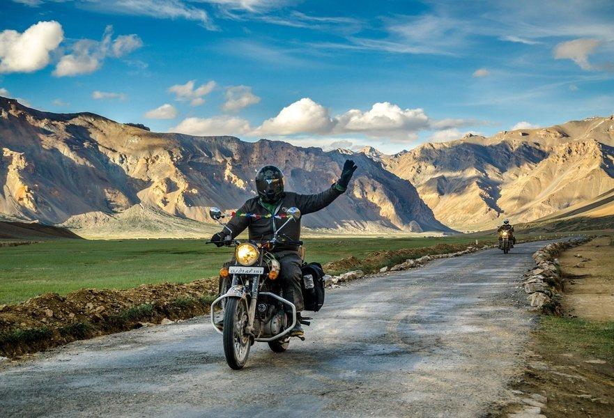 Ladakh Biking Experience - Tour