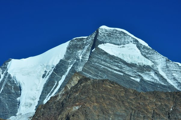 Mt. Black Peak (Kalanag)Climbing Expedition (6940 m). - Tour