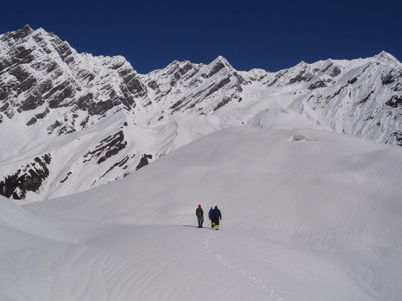 Mt. Ladakhi Peak Climbing Expedition (18300ft) - Tour