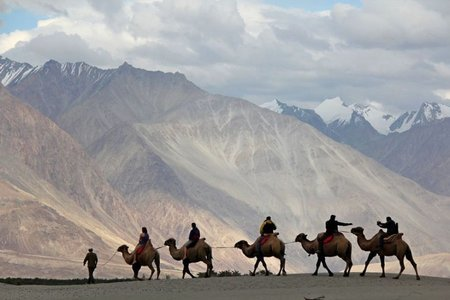 Leh – Ladakh Tour & Adventure Ex Mumbai (Leh to Srinagar)