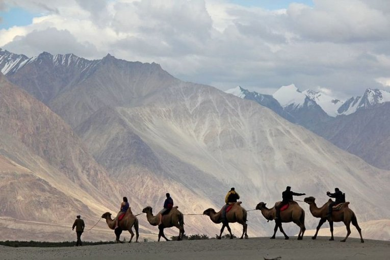 Leh – Ladakh Tour & Adventure Ex Mumbai (Leh to Srinagar) - Tour
