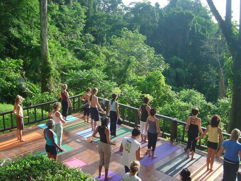Hatha Yoga Retreat (Kodikanal) - Tour