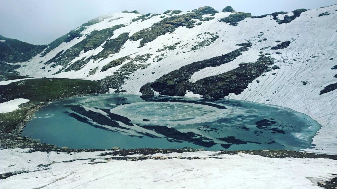 Trek To Bhrigu Lake - Tour