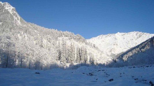Trek To Mount Patalsu Peak