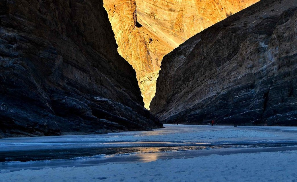 Zanskar River Chadar Trek - Tour