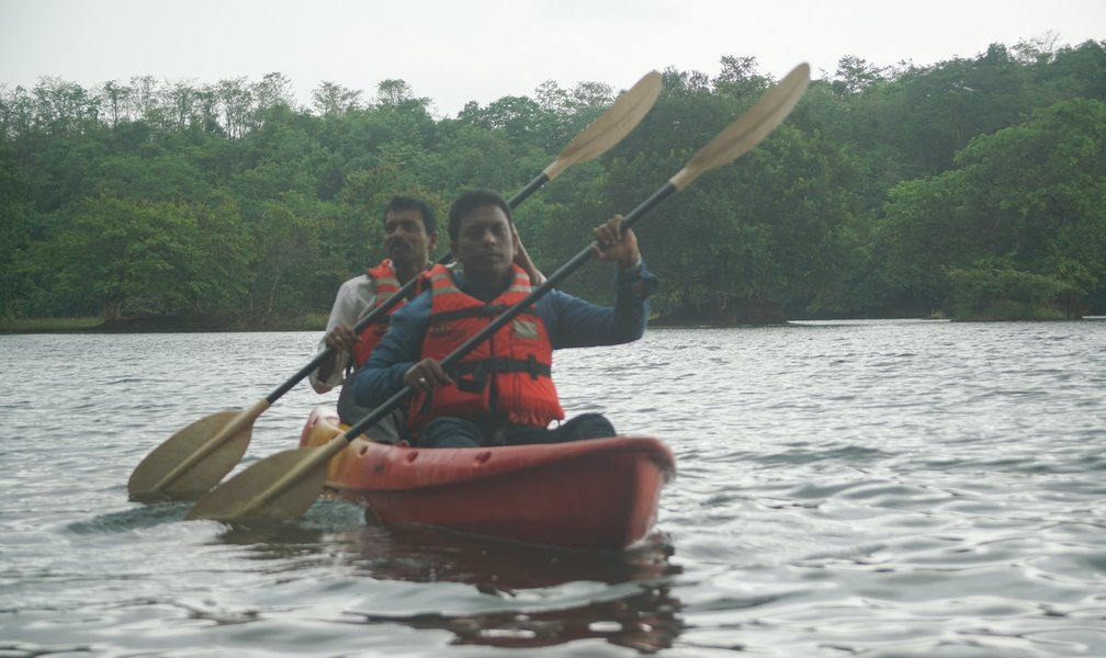 Weekdays | Rafting + Lunch + Activities @ Kundalika Camps - Tour
