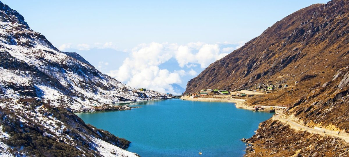 GANGTOK City of Snow & Hill - Tour