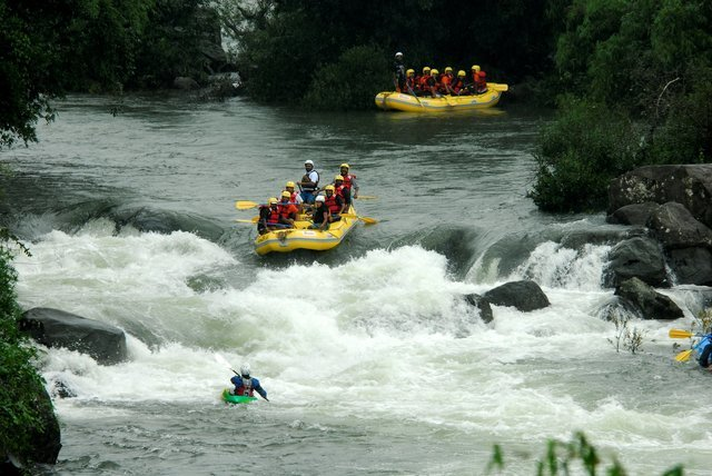 White Water Rafting - Collection