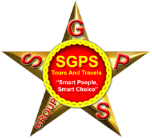 SGPS TOURS AND TRAVELS Logo