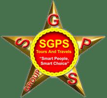 SGPS TOURS AND TRAVELS Logo