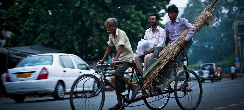 Mumbai Bicycle Tour - Tour