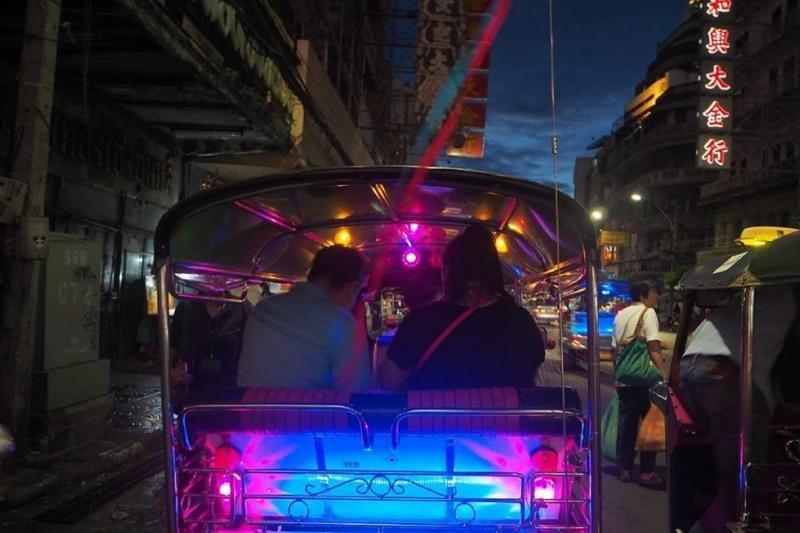 Discovery Walking & Tuk Tuk Tour - Bangkok - Tour