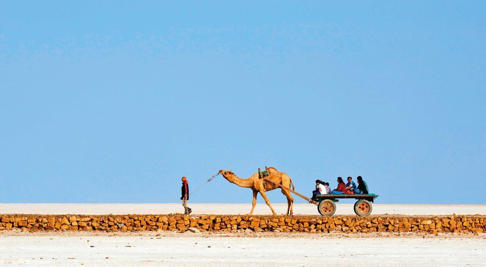 "The great Rann of ""KUTCH"" - Tour"