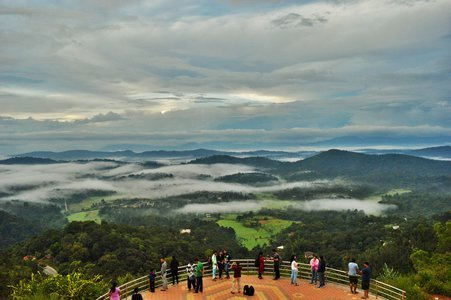 Coorg Backpacking Trip