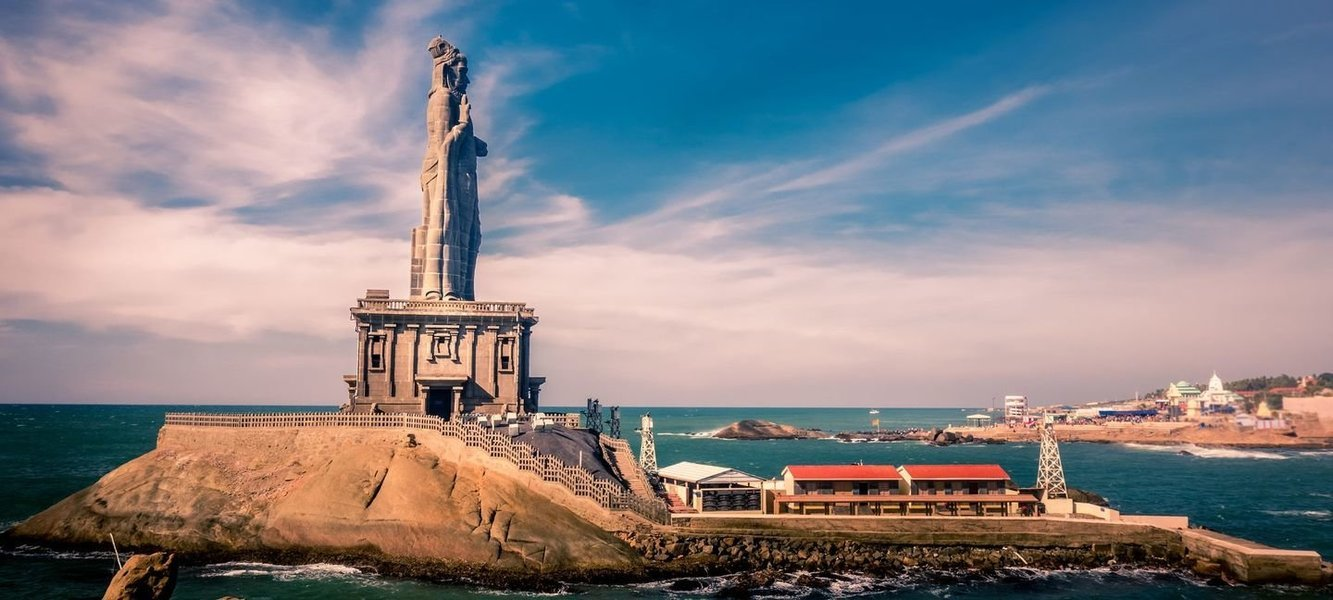 Kanyakumari - Kovalam - Houseboat - Kochi - Tour