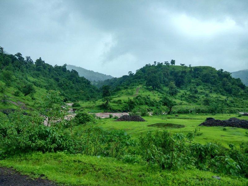 Sondai Fort Monsoon Trek - Tour
