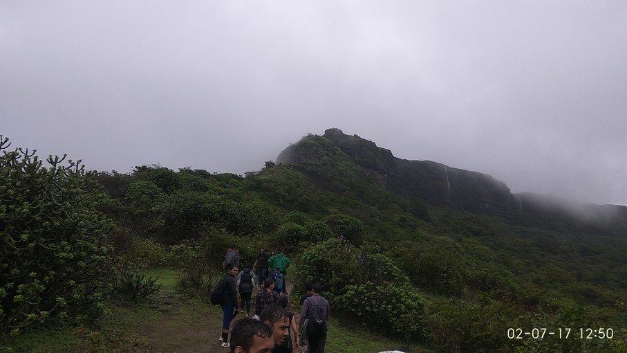 Visapur Monsoon Trek - Tour