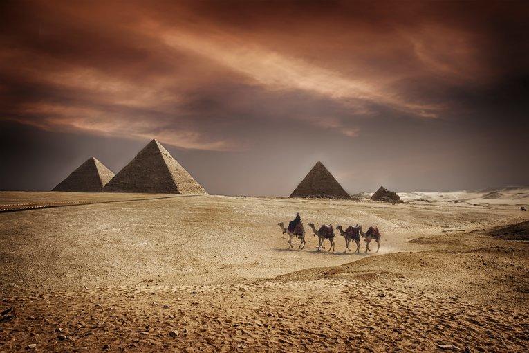 Full Day Memphis, Sakkara, Giza Pyramids & Sphinx - Tour