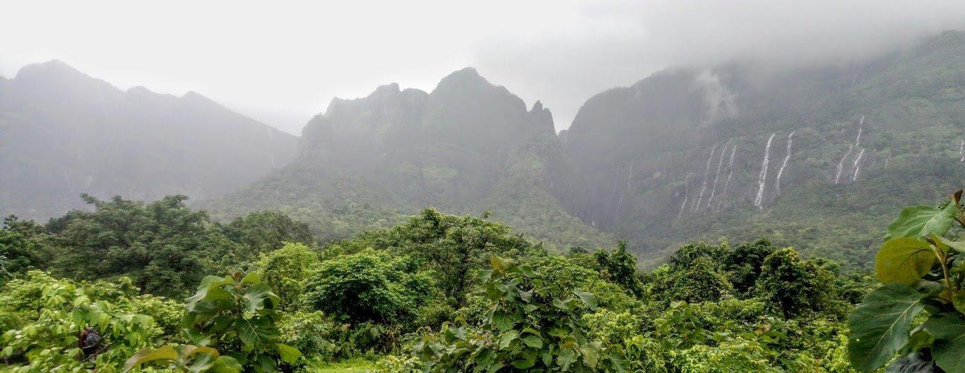 Ahupe Ghat Monsoon Trek - Tour