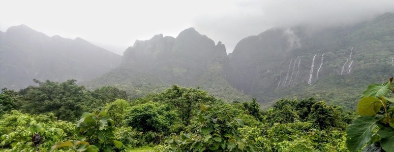 Ahupe Ghat Monsoon Trek