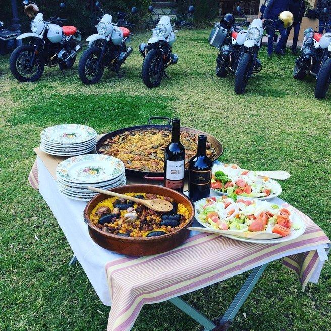 Paella & Ride Valencia - Tour