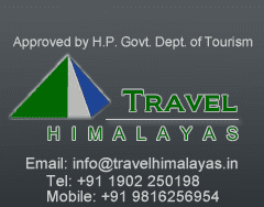 Travel Himalayas Logo